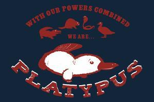 Platypus by Snorg