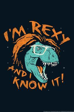 Rexy And I Know It by Snorg