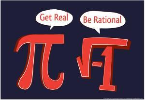 Be Rational by Snorg Tees