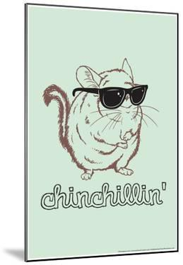 Chinchillin' by Snorg Tees