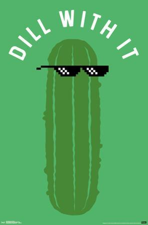 SNORG TEES - DILL WITH IT