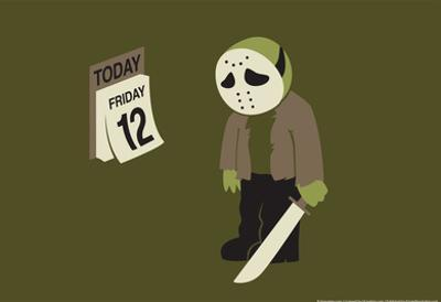 Friday the 12th by Snorg Tees