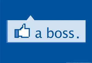 Like A Boss by Snorg Tees