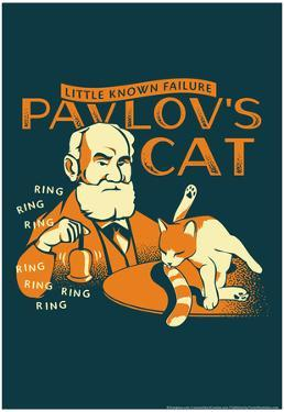 Pavlov's Cat by Snorg Tees