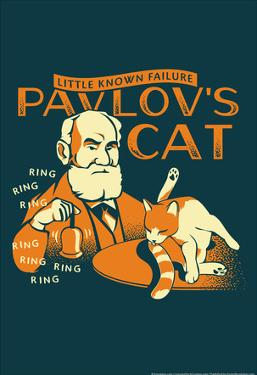Pavlov's Cat by Snorg Tees