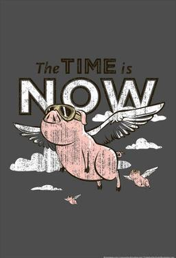 Pigs Flying by Snorg Tees