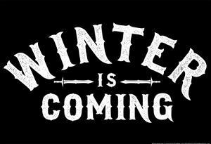Winter is Coming by Snorg Tees