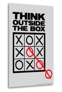 Think Outside The Box by Snorg