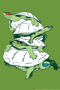 Turtles by Snorg
