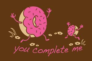 You Complete Me by Snorg
