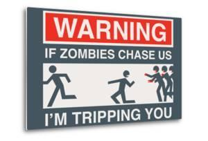 Zombie Chase by Snorg