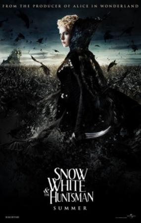 Snow White and the Huntsman (Charlize Theron, Kristen Stuart, Chris Hemsworth) Movie Poster