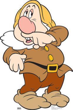Snow White and the Seven Dwarves (Disney) - Sneezy