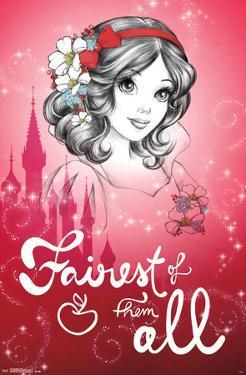 Snow White- Fairest Of Them All