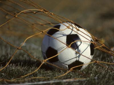 Soccer Ball in Net