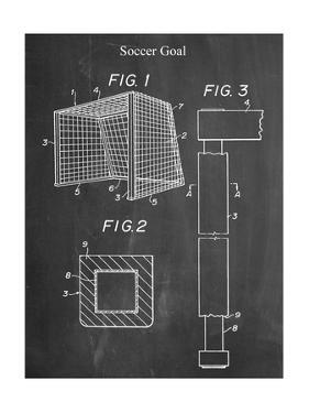 Soccer Goal Patent