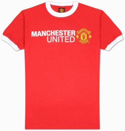 Soccer: Manchester United - Basic Logo