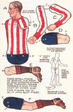 Soccer Referee Puppet