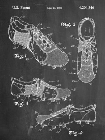 Soccer Shoes Patent