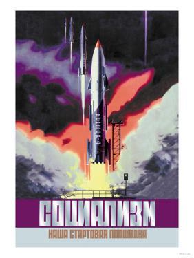 Socialism, The Vostok Rocket