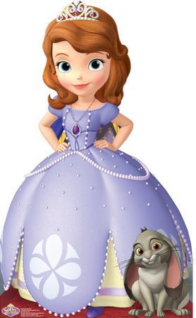 Sofia the First - Disney Princess Lifesize Standup