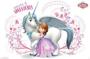 SOFIA THE FIRST - UNICORN ADVENTURES
