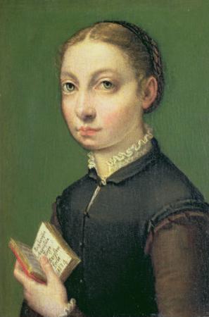 Self Portrait, 1554