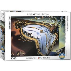 Soft Watch At Moment of First Explosion by Salvador Dalí 1000 Piece Puzzle