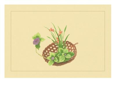 Hydrangea and Daylily