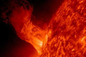 Solar Eruption NASA