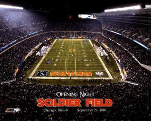 Soldier Field - Opening Night - 9/29/03