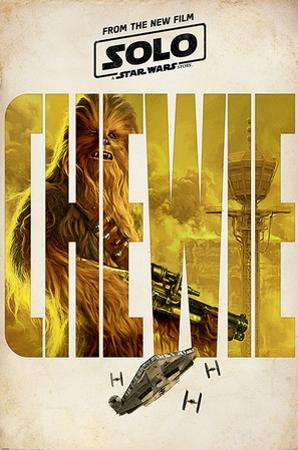 Solo: A Star Wars Story - Chewie