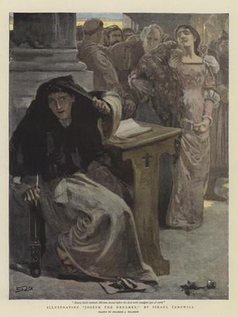 Illustrating Joseph the Dreamer
