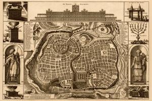 Solomon's Temple - Jerusalem