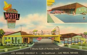 Sombrero Motel, Las Vegas, Nevada