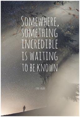 Something Somewhere Incredible
