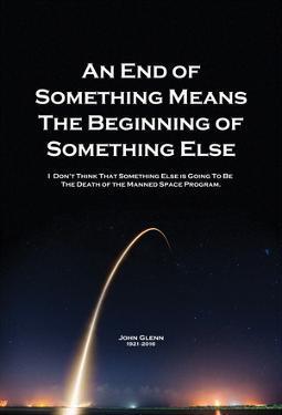 Somethings End Is The Beginning