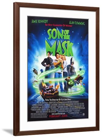 Son Of The Mask--Framed Original Poster