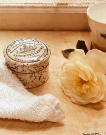 Oriental Tooth Paste by Sondra Wampler