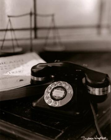 Telephone by Sondra Wampler