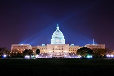 Washington Dc by Songquan Deng