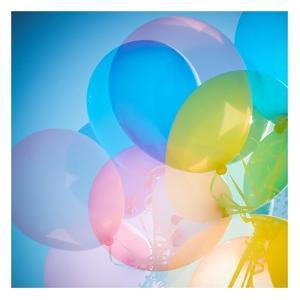 Balloon Balloons 1 by Sonia Quintero
