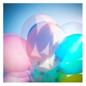 Balloon Balloons 3 by Sonia Quintero