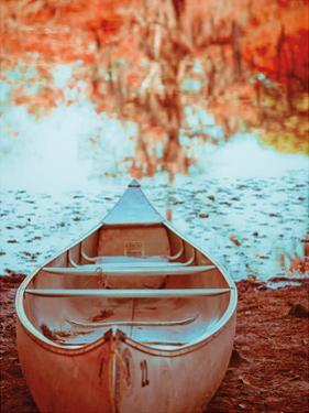 Caddo Canoe by Sonja Quintero