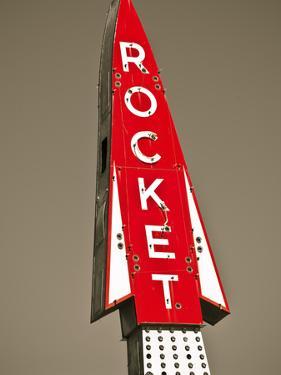 Cafe Rock III by Sonja Quintero