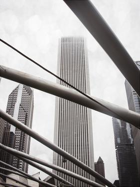 Chicago Monotone III by Sonja Quintero