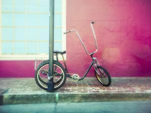 Lonely Trike by Sonja Quintero