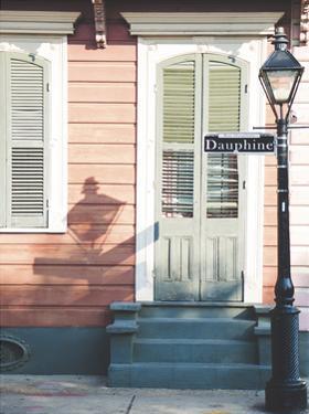 NOLA Doors 2 by Sonja Quintero