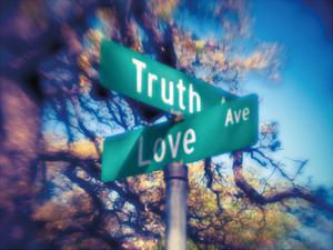Truth and Love by Sonja Quintero