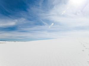 White Dunes II by Sonja Quintero